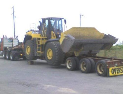 Equipment Transport in Cleveland OH